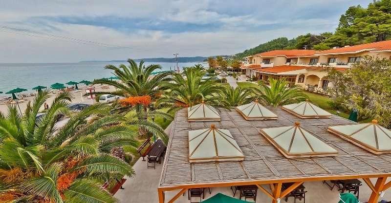 Sejur Halkidiki Grecia individual Danai Beach Resort - Villas 5*