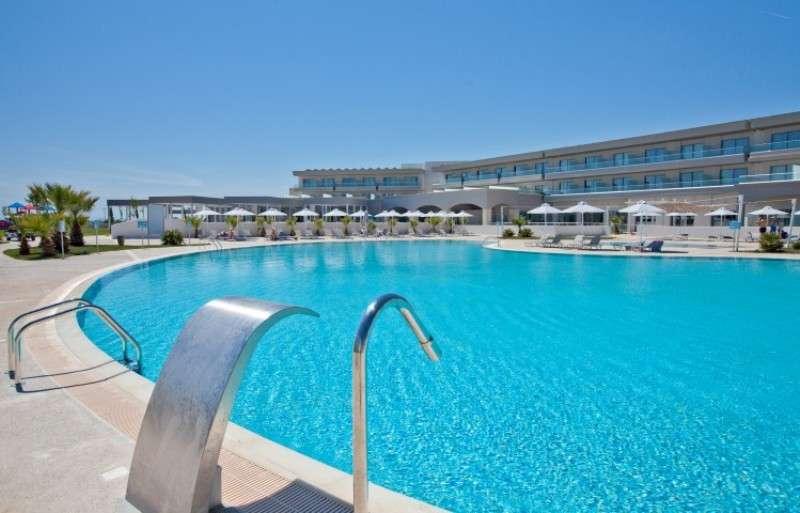 Sejur Halkidiki Grecia individual Dolphin Beach Hotel 3*