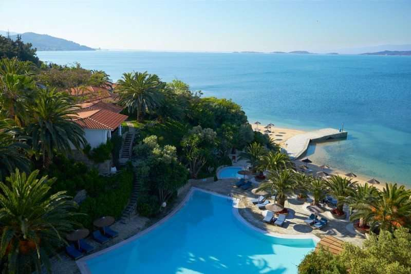 Sejur Halkidiki Grecia individual Hotel Across Coral Blue Beach 3*