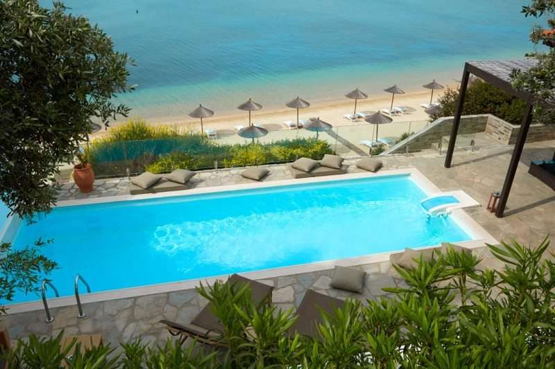 Sejur Halkidiki Grecia individual Hotel Akrathos Hotel 3*