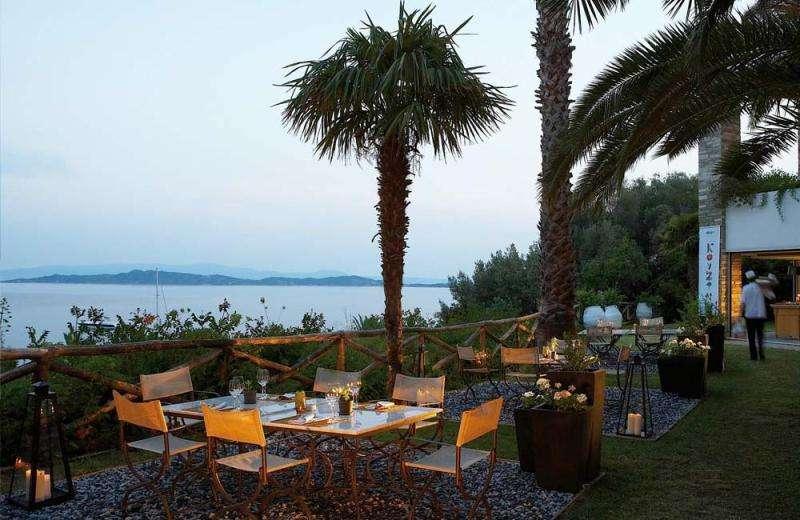 Sejur Halkidiki Grecia individual Hotel Akti Ouranoupoli 3*