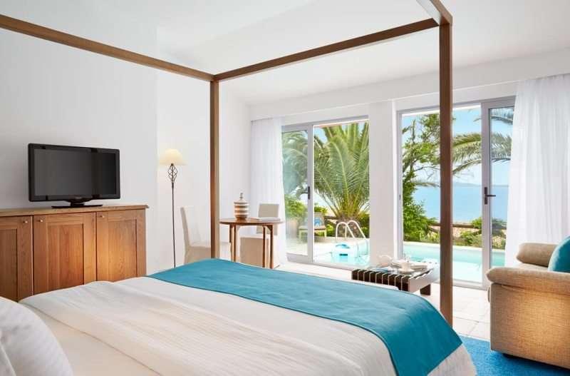 Sejur Halkidiki Grecia individual Hotel Ikos Olivia 5*