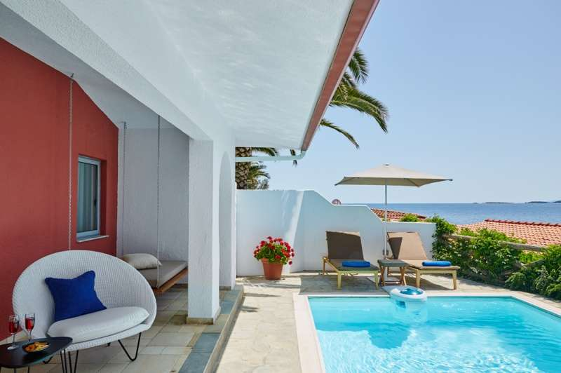 Sejur Halkidiki Grecia individual Hotel Lagomandra Beach 4*