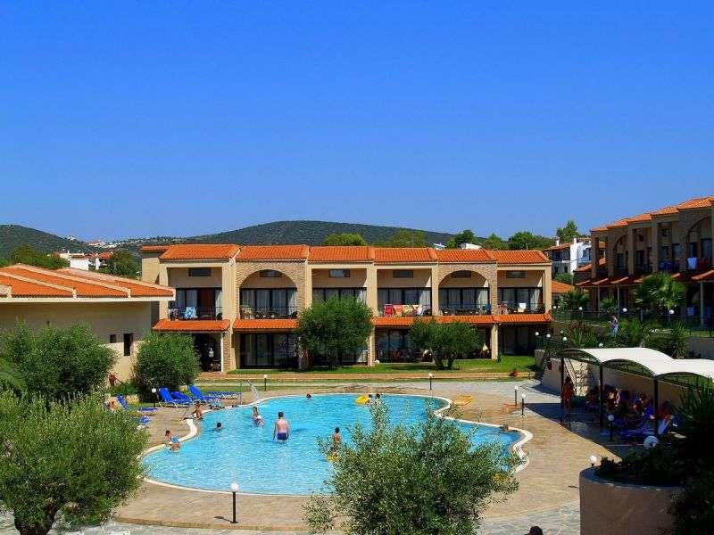 Sejur Halkidiki Grecia individual Hotel Pomegranate Wellness Spa 5*