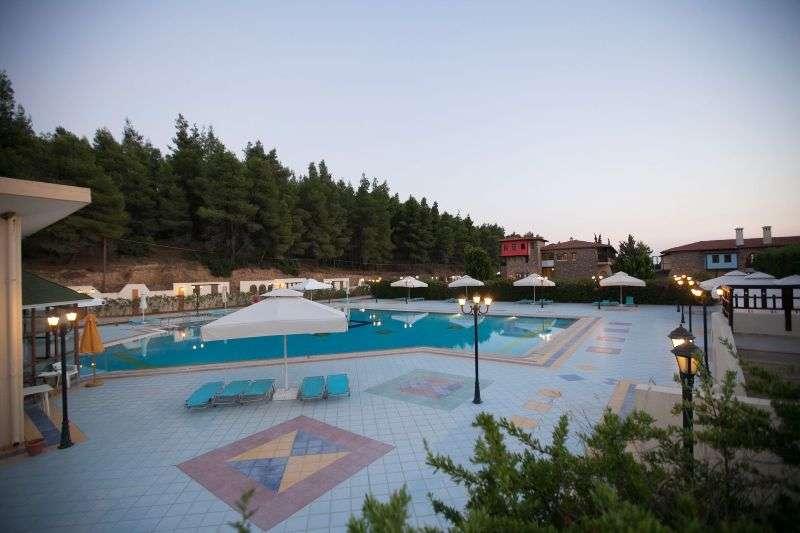 Sejur Halkidiki Grecia individual Hotel Secret Paradise 3*
