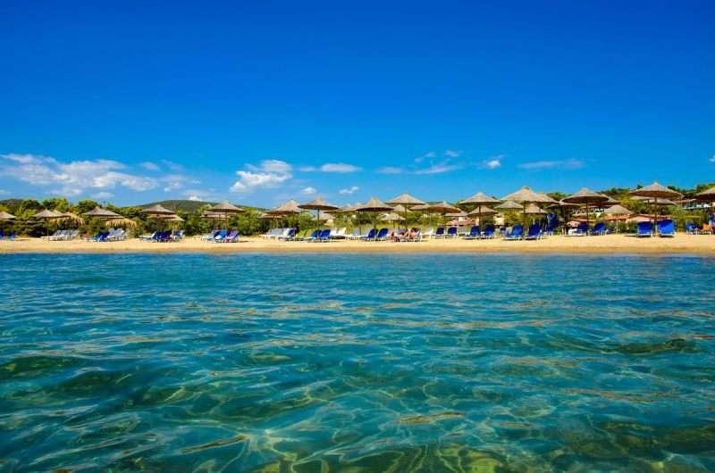 Sejur Halkidiki Grecia individual Hotel Simantro Beach 4*