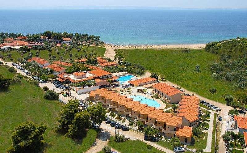 Sejur Halkidiki Grecia individual Hotel Simeon Apartments 3*