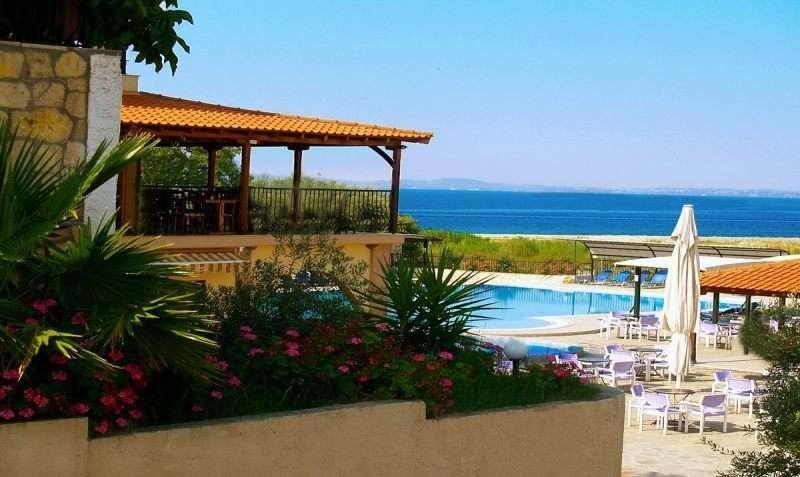 Sejur Halkidiki Grecia individual Hotel Xenia Ouranoupoli 3*