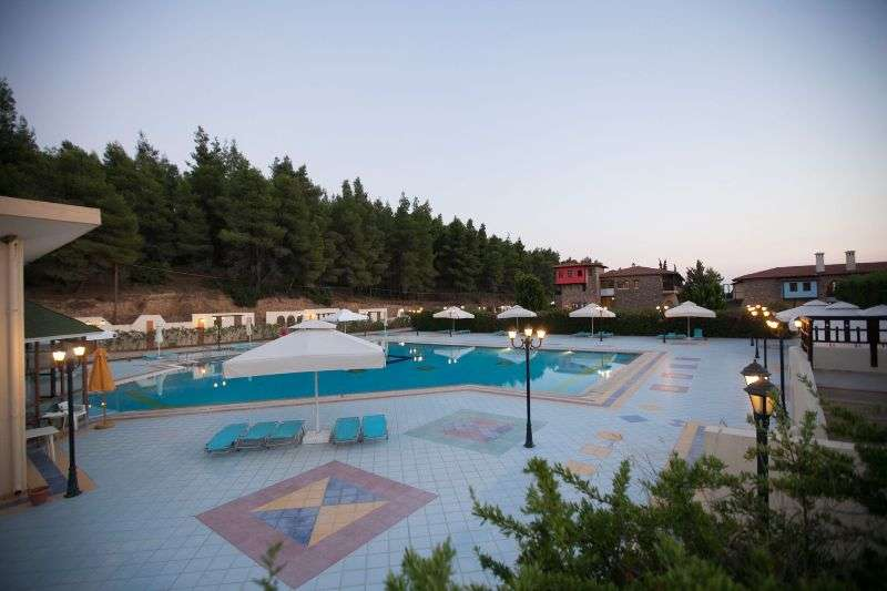 Sejur Halkidiki iulie bilet de avion si hotel inclus