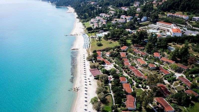 Sejur Halkidiki septembrie 2018 bilet de avion si hotel inclus