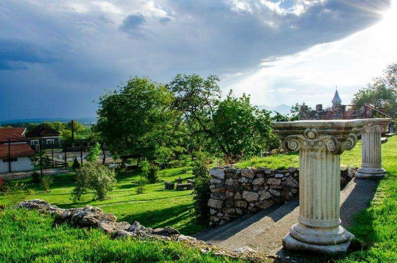 Sejur Hunedoara Castelul Lupilor