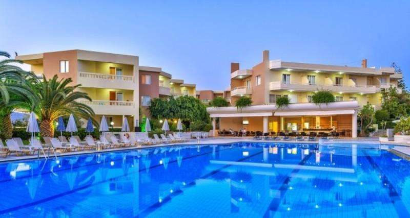 Sejur avion Creta Chania 2018 oferta Blue Dream Apartments 3* demipensiune