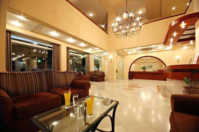 Sejur Insula Creta Chania avion Hotel Arkadi