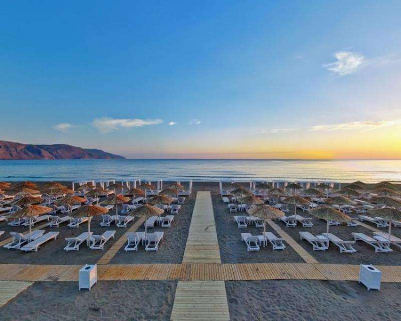 Sejur avion Creta Chania 2018 oferta Hotel Bali Mare 3* All Inclusive