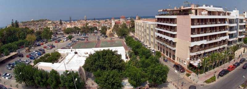 Sejur Insula Creta Chania avion Hotel Brascos