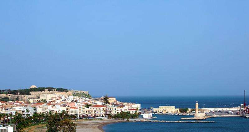 Sejur Insula Creta Chania avion Hotel Kydon