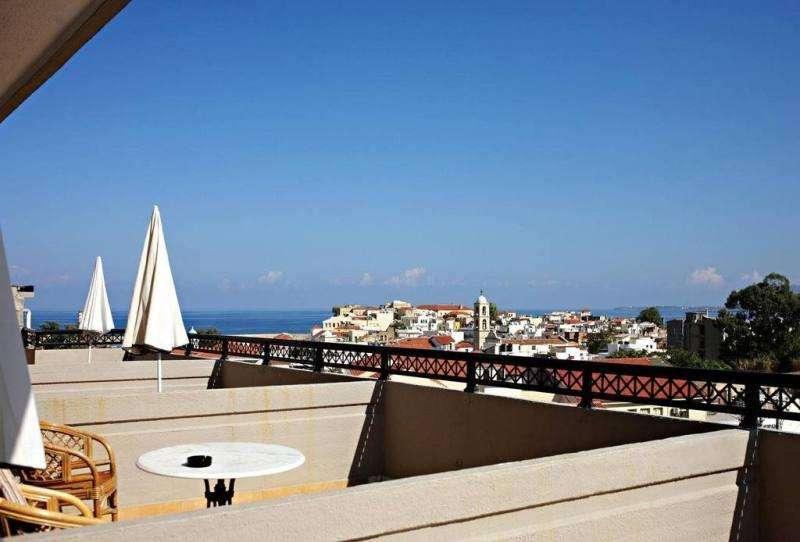 Sejur Insula Creta Chania avion Hotel Vantaris Beach