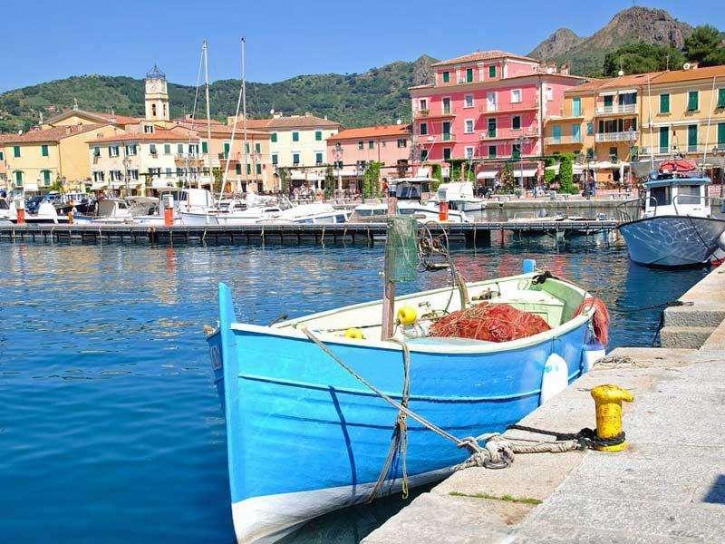 Sejur Insula Elba  septembrie bilet de avion si hotel inclus