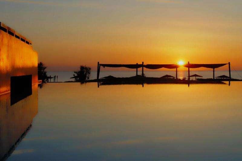 Sejur Insula Evia Grecia individual Hotel Grand Bleu Hotel (Eretria) 3*