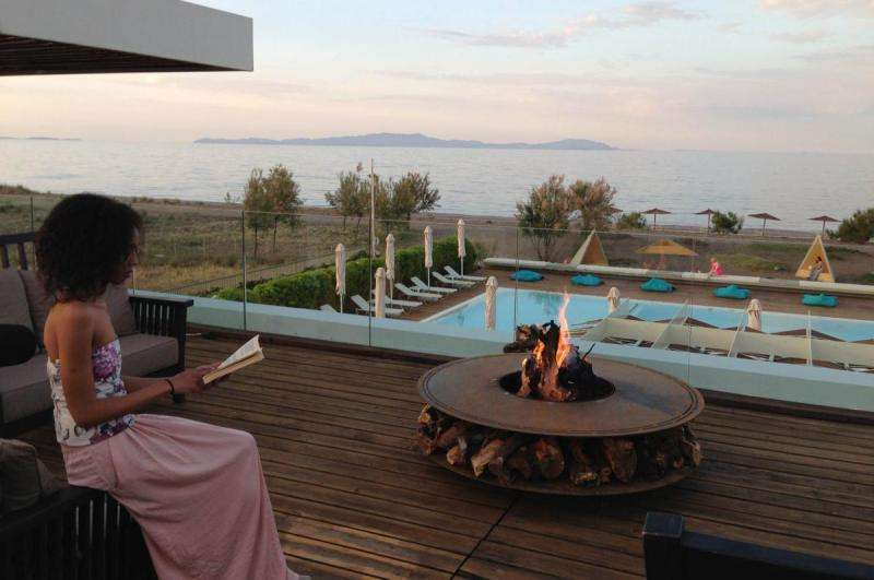 Sejur Insula Evia Grecia individual Hotel Miramare (Eretria) 4*