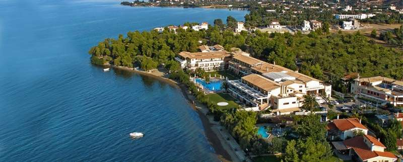 Sejur Insula Evia Grecia individual Hotel Thermae Sylla Spa Welness Hotel 5*