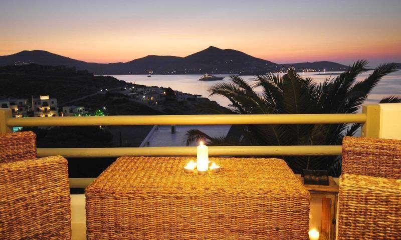 Sejur Insula Paros Grecia individual aprilie