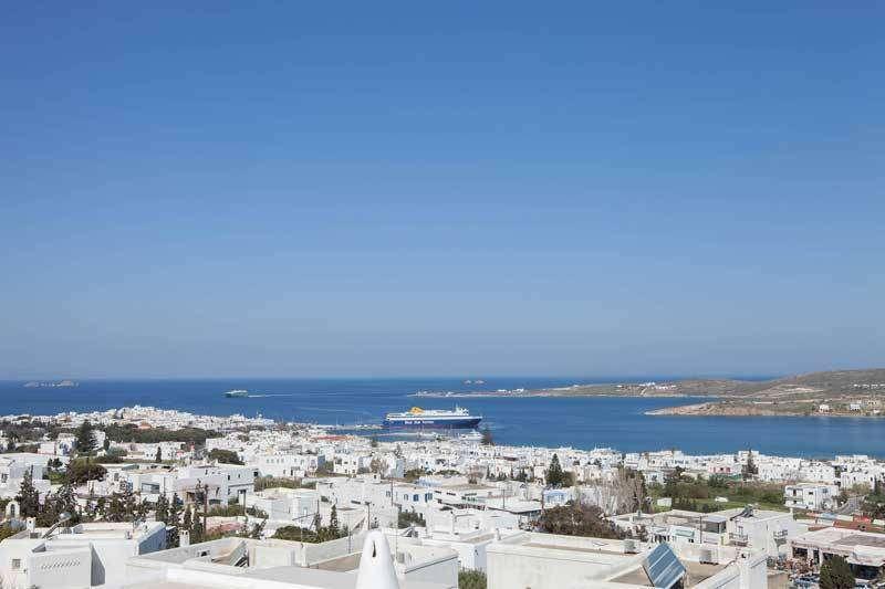 Sejur Insula Paros Grecia individual octombrie 2017