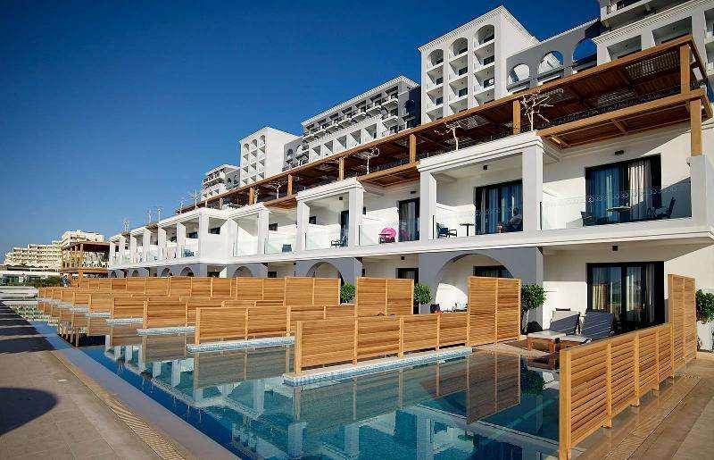 Sejur Insula Rhodos Grecia avion Hotel Mitsis Alila Exclusive 5*