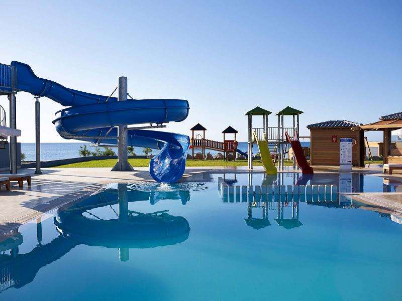 Sejur avion Insula Rhodos Grecia avion 2017 oferta The Kresten Royal Villas and Spa 5*