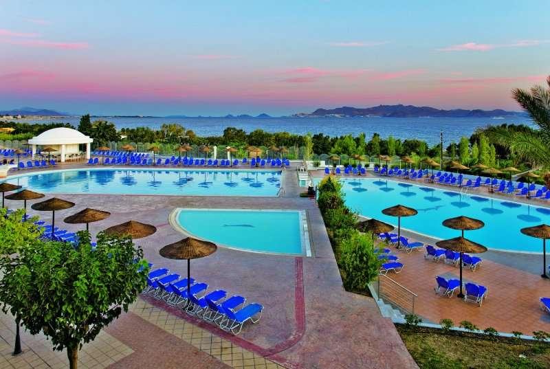 Sejur avion Kos Grecia 2017 oferta Hotel Dimitra Beach Resort 4*