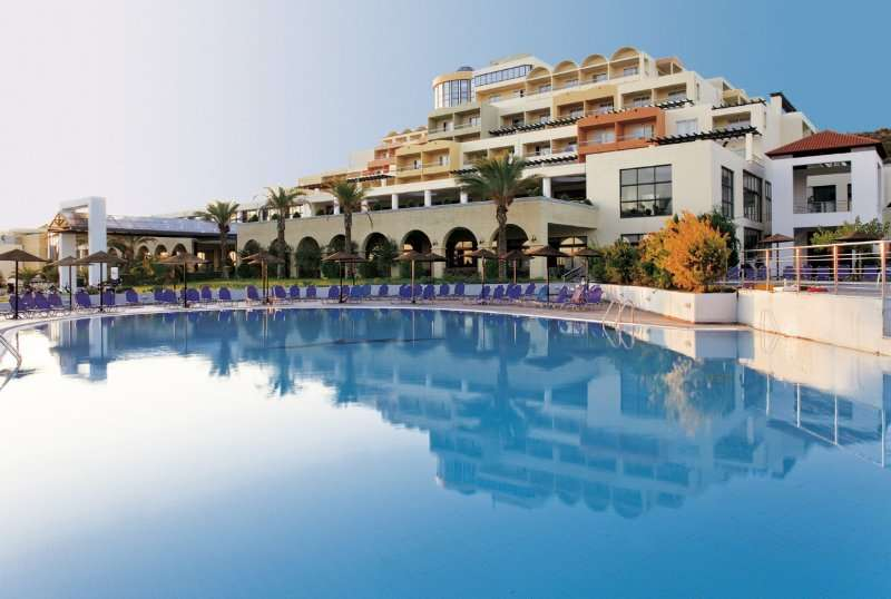 Sejur avion Kos Grecia 2017 oferta Hotel Helona Resort 5*