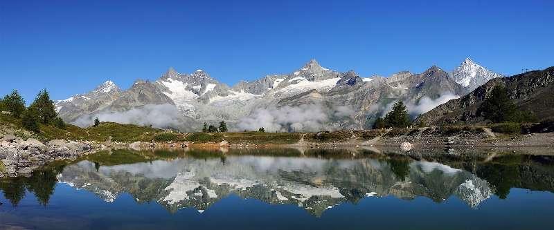 Sejur la munte Lacuri Elvetia decembrie