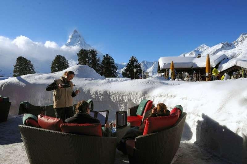 Sejur la munte Lacuri Elvetia ianuarie