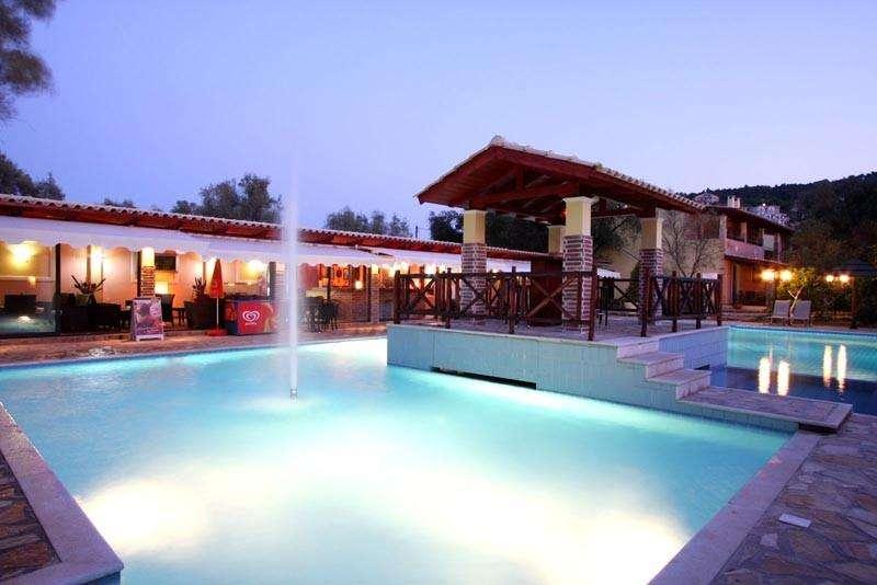 Sejur Lefkada Grecia autocar Hotel George 3*