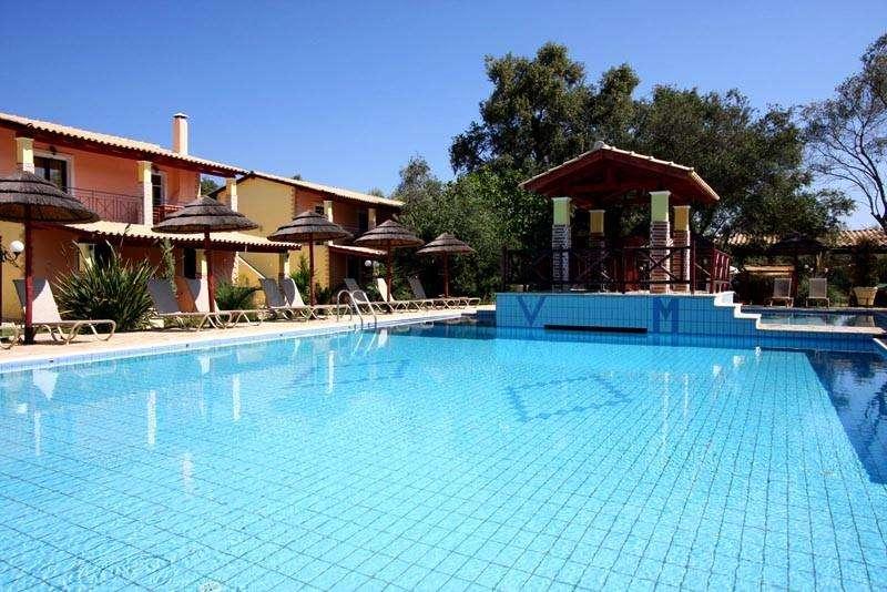 Sejur Lefkada Grecia autocar Hotel Katia Apartments