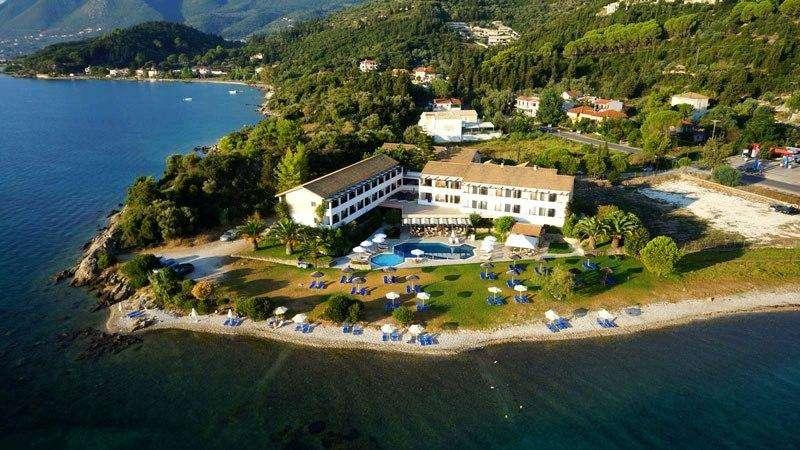 Sejur Lefkada Grecia autocar Hotel Nidri Blue 3*