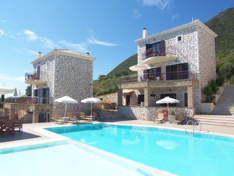 Sejur avion charter Lefkada Grecia 2018 oferta Hotel Grand Theoni *