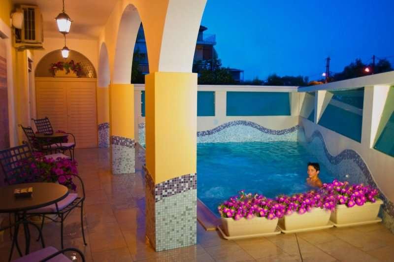 Sejur avion charter Lefkada Grecia 2018 oferta HOTEL ALIKI 4*