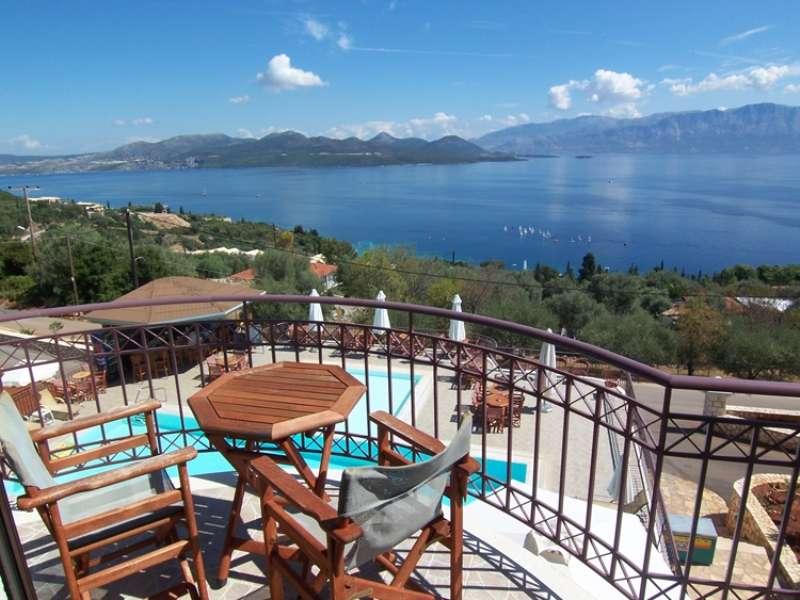 Sejur avion charter Lefkada Grecia 2018 oferta Stratos Apartments & Studios Self catering