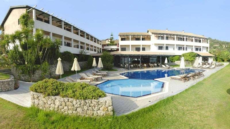 Sejur Lefkada Grecia individual Hotel Aliki (Nikiana) 4*