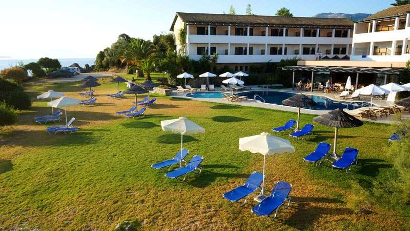 Sejur Lefkada Grecia individual Hotel Athos (Nidri) 3*