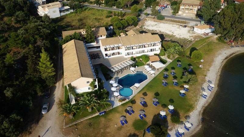Sejur Lefkada Grecia individual Hotel Kalias (Vassiliki) 3*
