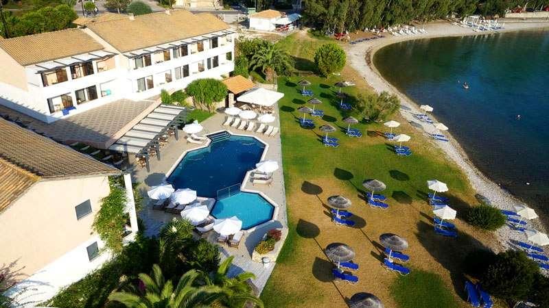 Sejur Lefkada Grecia individual Hotel Odyssey (Agios Nikitas) 2*
