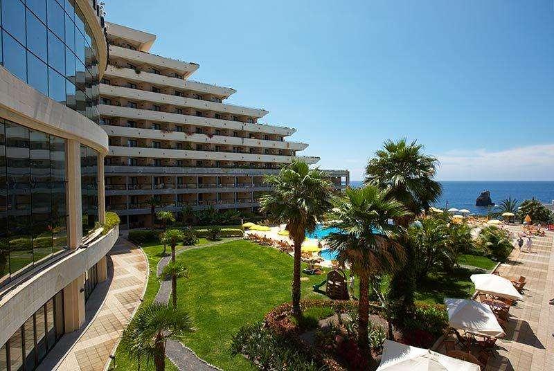 Sejur Madeira iunie 2018 bilet avion, hotel si taxe incluse