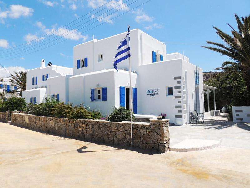 Sejur Mykonos Grecia august 2017 bilet avion, hotel si taxe incluse