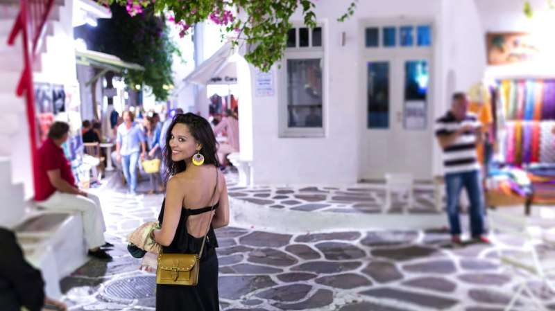 Sejur Mykonos Grecia avion 2018 oferta Hotel Giannoulaki Village 4*