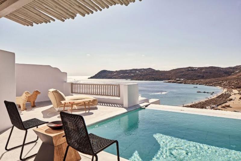 Sejur Mykonos Grecia avion Hotel Grecotel Mykonos Blu 5*