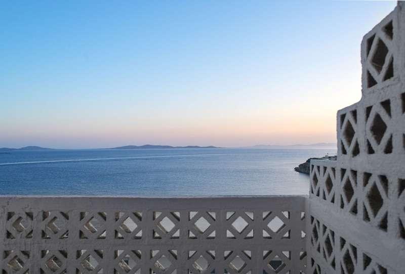 Sejur Mykonos Grecia avion 2018 oferta Hotel Marianna 2*