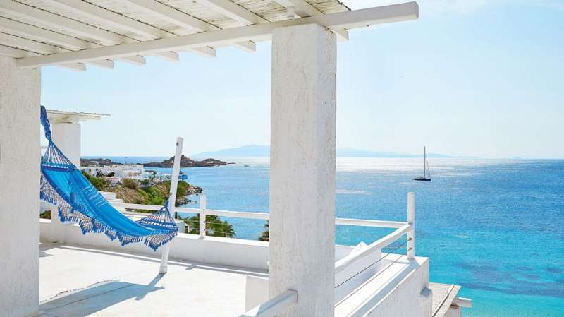 Sejur Mykonos Grecia avion 2018 Hotel Myconian Imperial Resort and Villas 5*