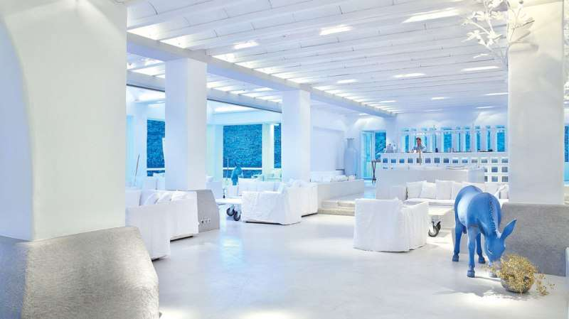 Sejur Mykonos Grecia avion Hotel Utopia Resort 5*